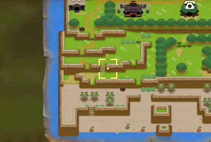 Zelda Link S Awakening Seashells Location Guide Where To Find