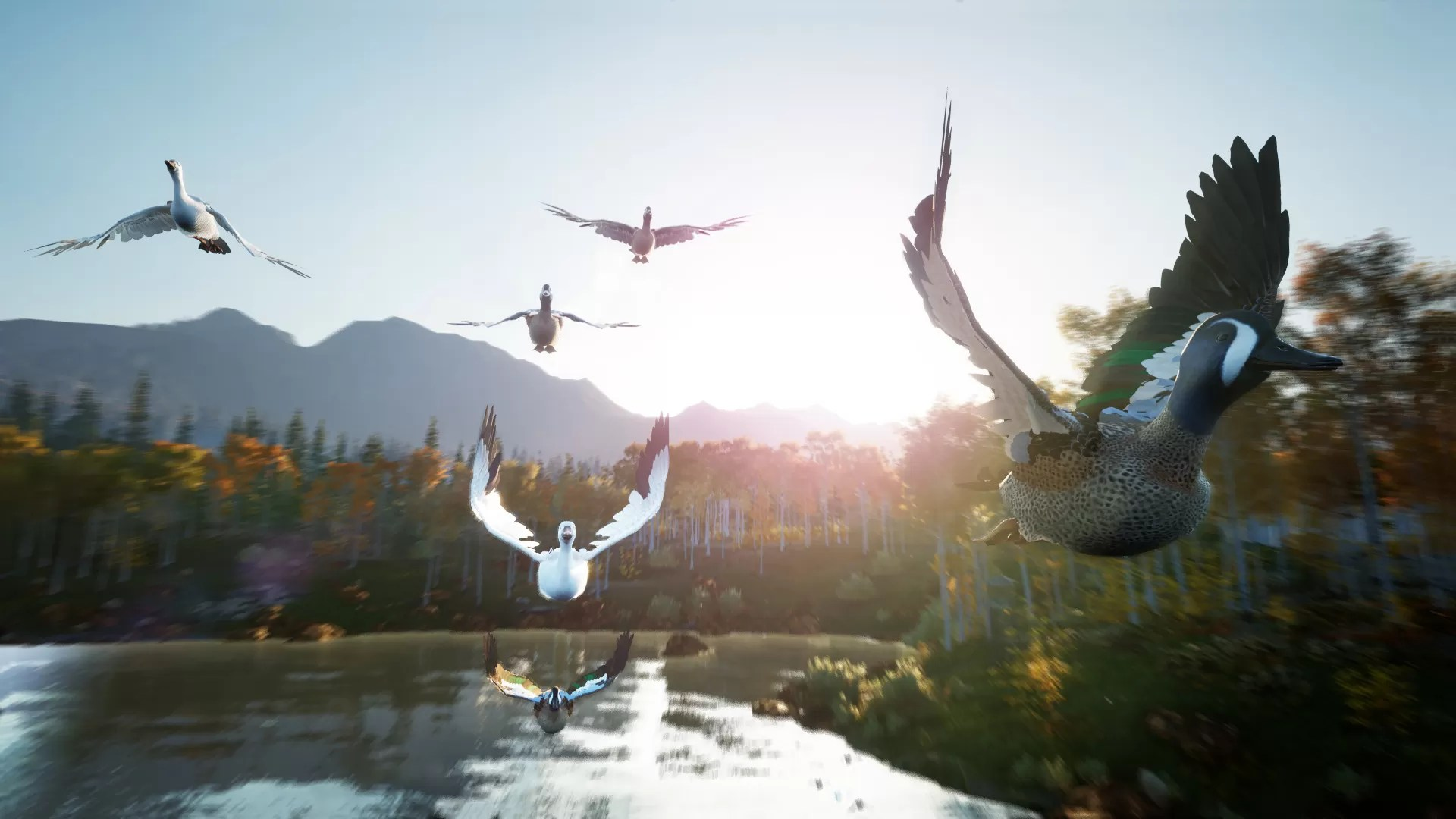 Nacon Announce New Hunting Title Hunting Simulator 2