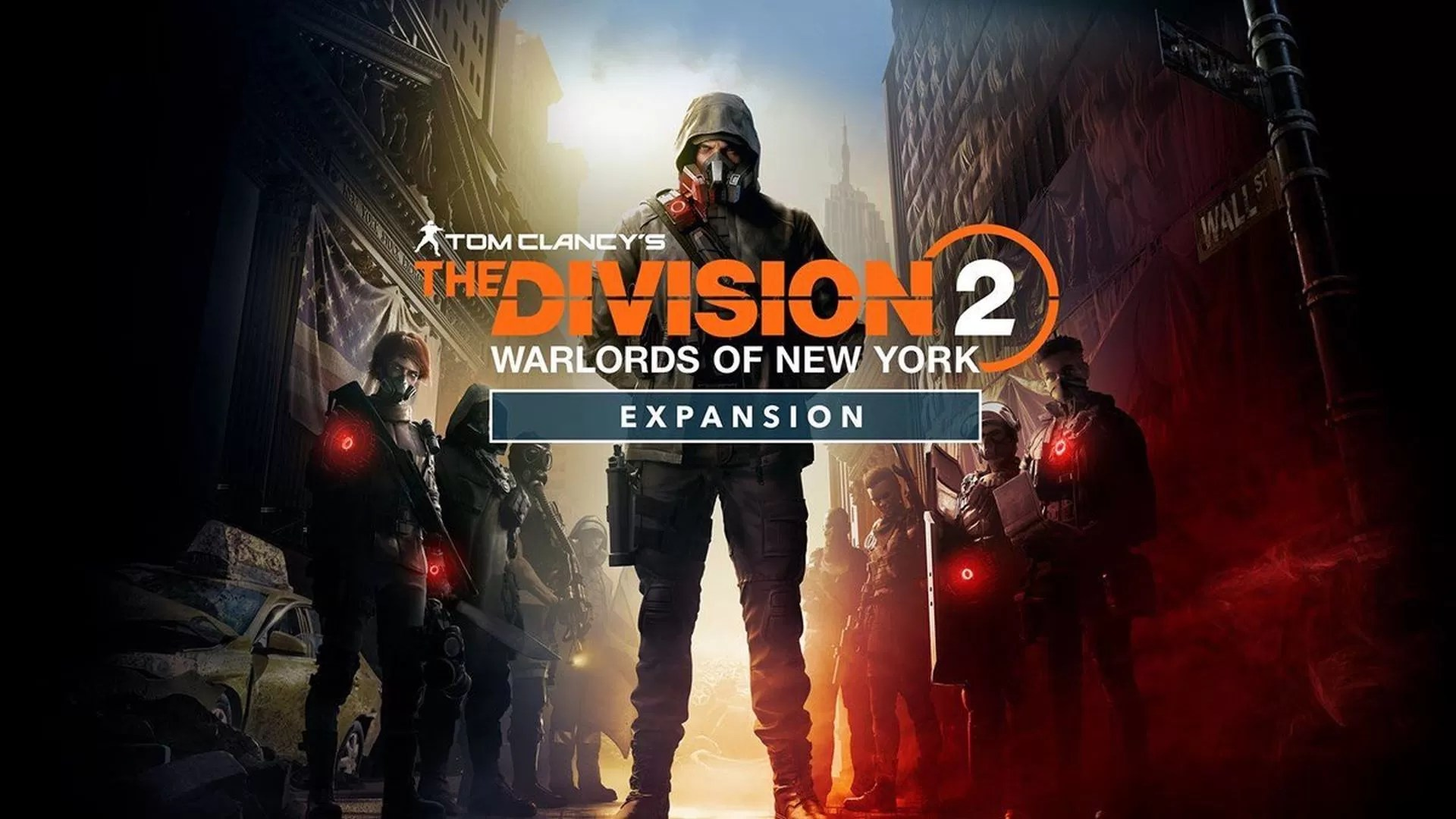 The Division 2 Is Getting A Major Expansion Warlords Of New York