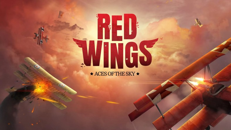 Red Wings Aces of the Sky Release
