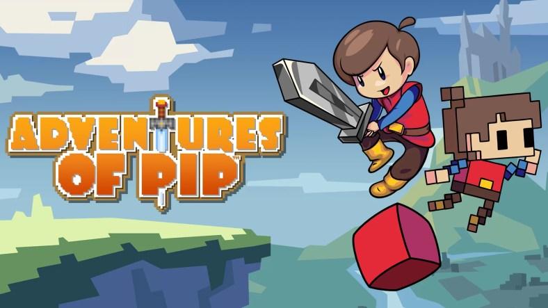 Adventures of Pip Release