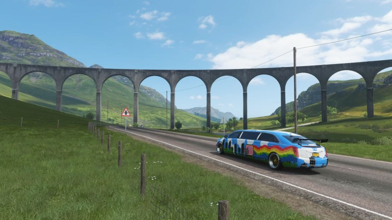 Forza Horizon 4 Trainspotters Photo Challenge