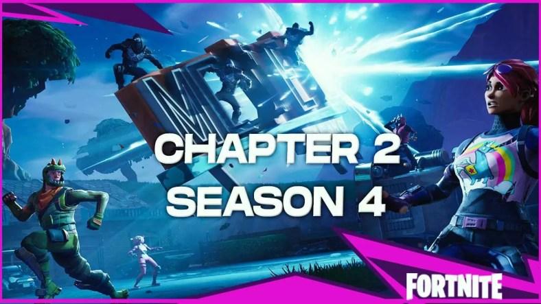 Fortnite Bab 2 Musim 4