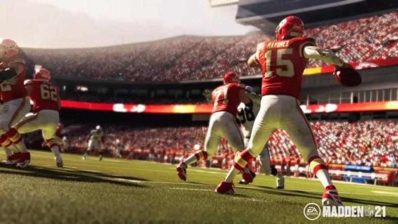 Panduan Perayaan Madden NFL 21