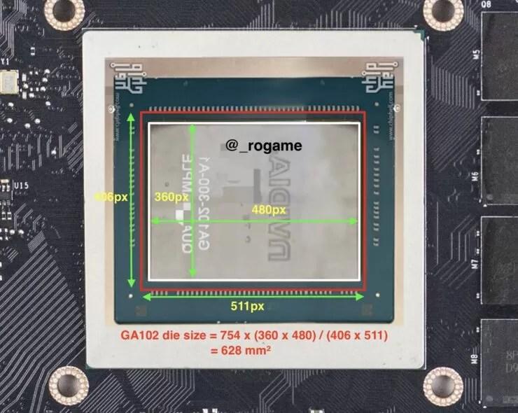 GPU Nvidia Ampere GA102