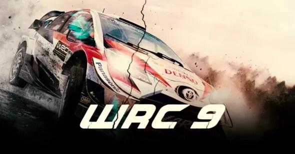 WRC 9 Gamescom