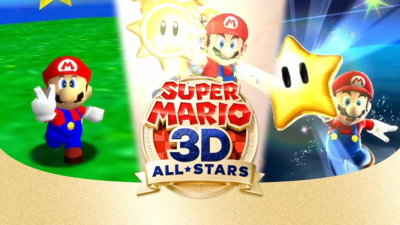 Panduan Super Mario 3D All-Stars