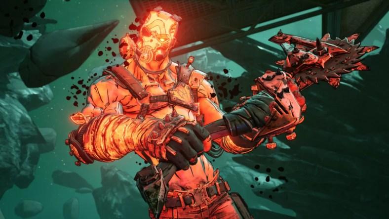Panduan Senjata Legendaris Borderlands 3 Psycho Krieg