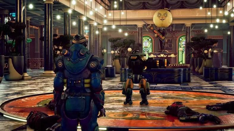 Dunia Luar: Bahaya di Panduan Armor Gorgon