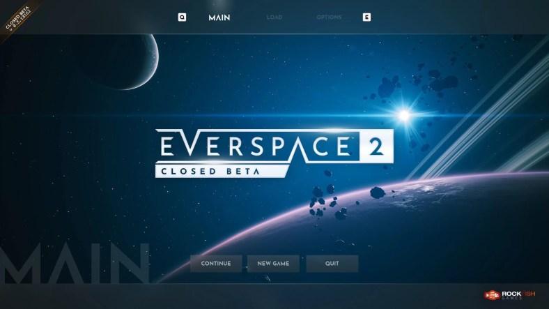 Everspace 2 Beta Tertutup