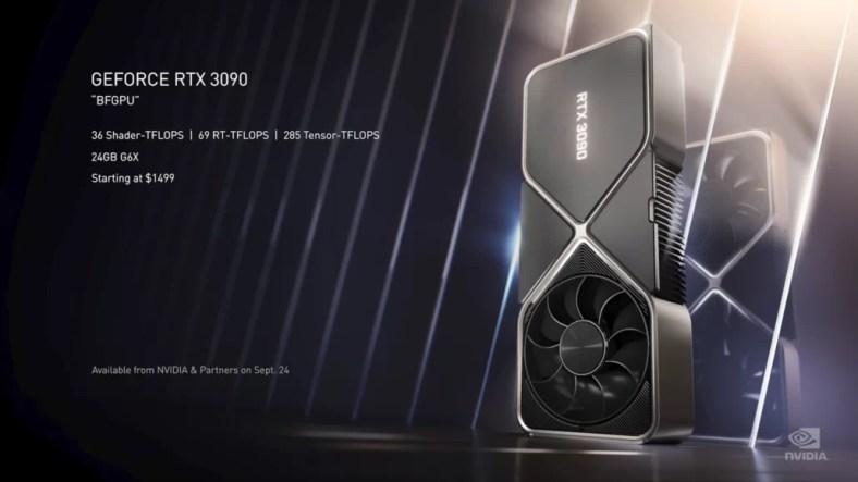 Seri Nvidia RTX 3000