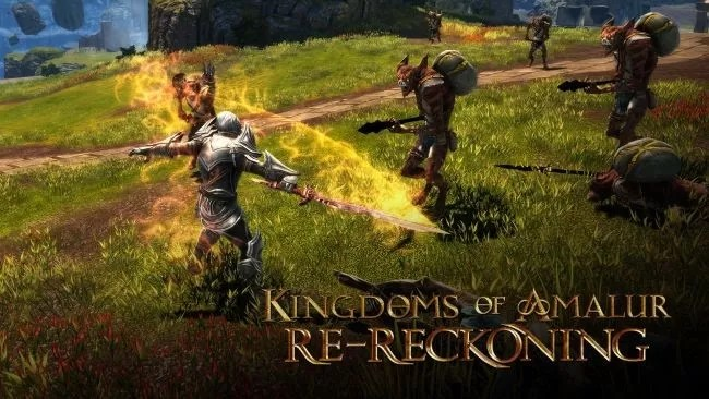 Kingdoms of Amalur: Gameplay Reckoning Ulang