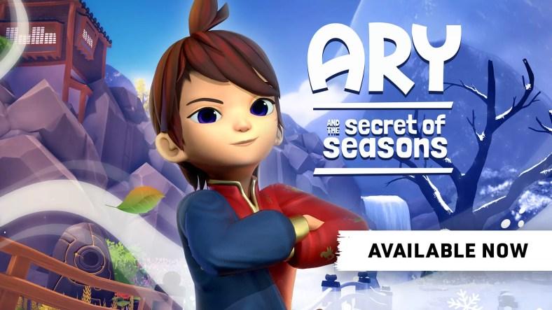 Ary dan Rahasia Musim