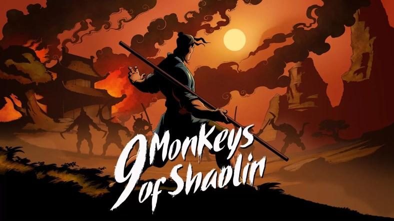 9 Monyet Shaolin