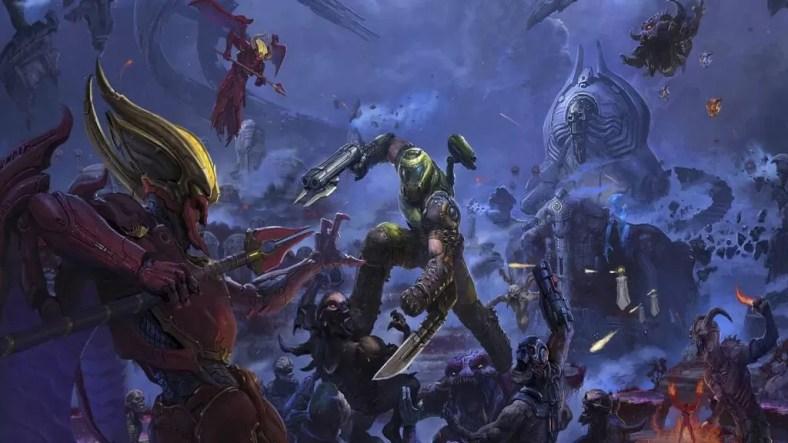 Doom Eternal: Panduan Pertemuan Rahasia Dewa Kuno