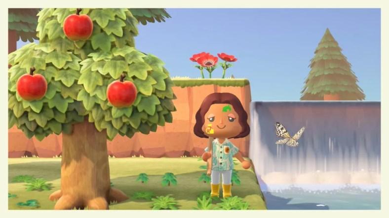 Panduan Cat Tubuh Animal Crossing New Horizons