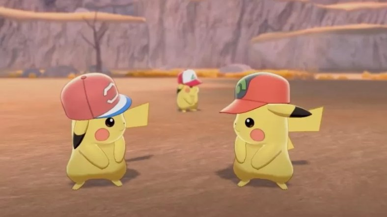 Pokémon Sword and Shield: The Crown Tundra Pikachu Caps Guide