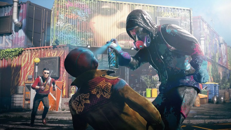 Watch Dogs Legion Fast Travel Guide