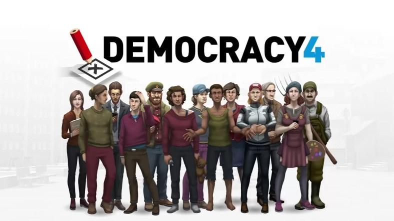 Ulasan: Demokrasi 4