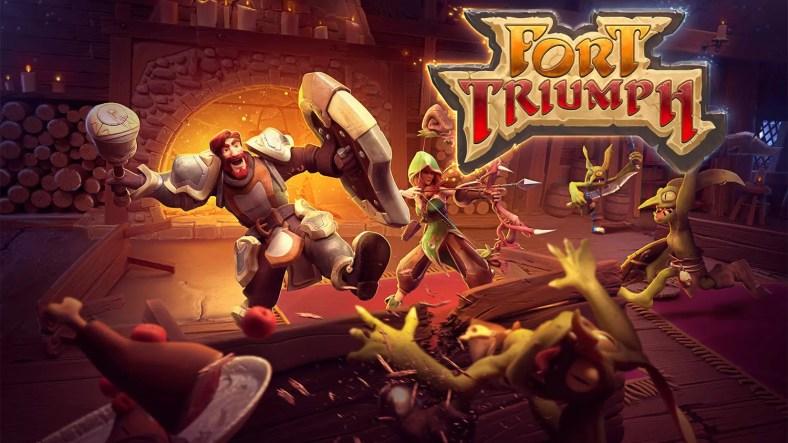 Pembaruan Besar Fort Triumph