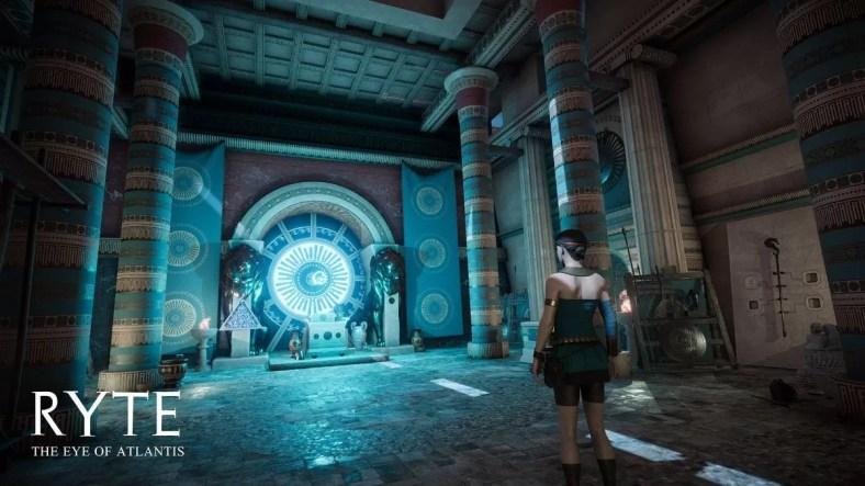 Ryte The Eye of Atlantis