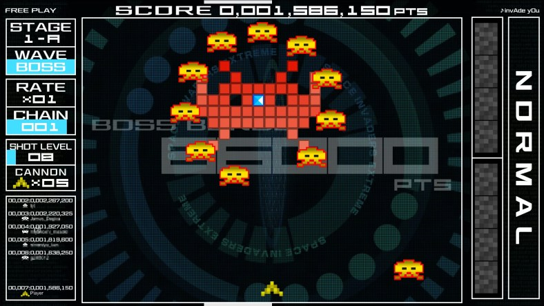 Rilis Space Invaders Forever
