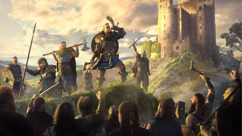 Panduan Lokasi Assassin's Creed Valhalla Bear Gear