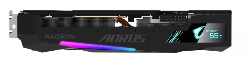 Aorus Master RX 6800 XT