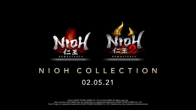Koleksi Nioh PS5