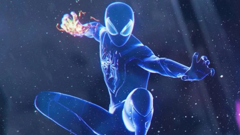 Panduan Lokasi Spider-Man: Miles Morales Postcard