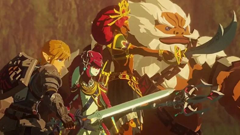 Hyrule Warriors Age of Calamity Panduan Senjata Terbaik