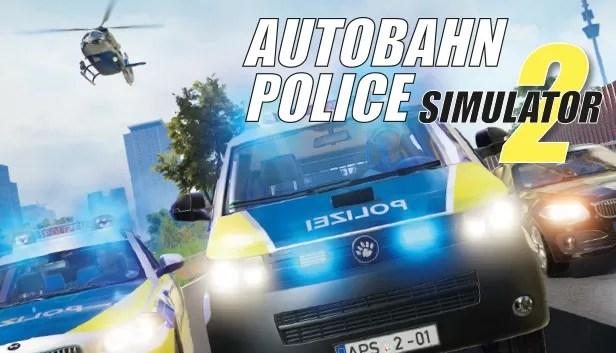 Simulator Polisi Autobahn 2