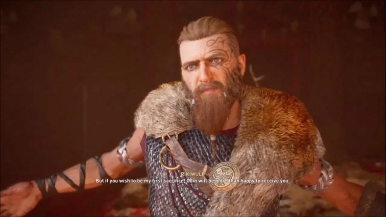 Panduan Bos Valhalla Rikiwulf Assassin's Creed