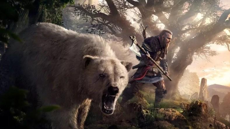 Panduan Hewan Legendaris Assassin's Creed Valhalla