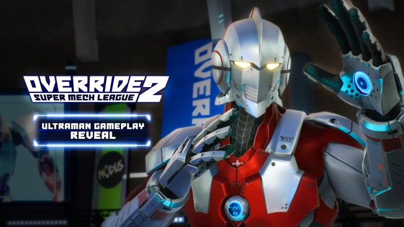 Timpa 2 Trailer Ultraman Super Mech League