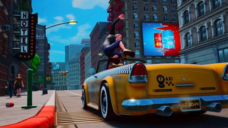 Taksi Chaos