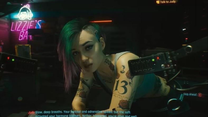 Panduan Romantis Cyberpunk 2077