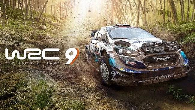 WRC 9 Pembaruan Gratis