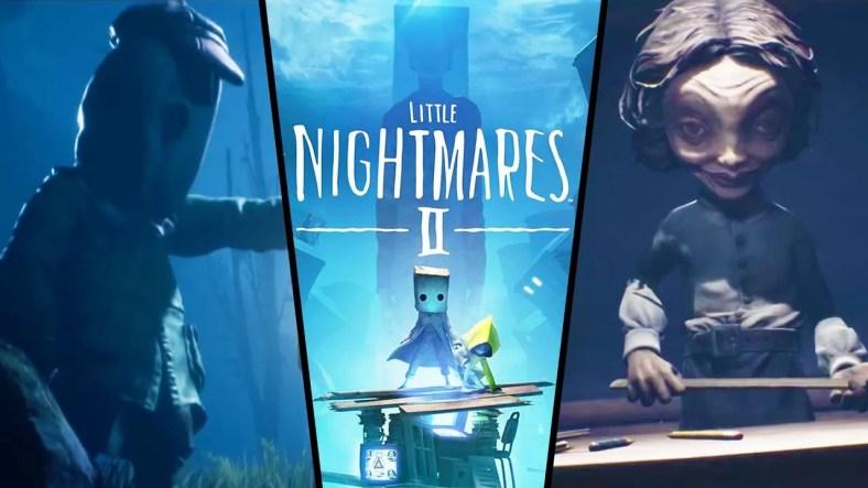 Demo Little Nightmares 2
