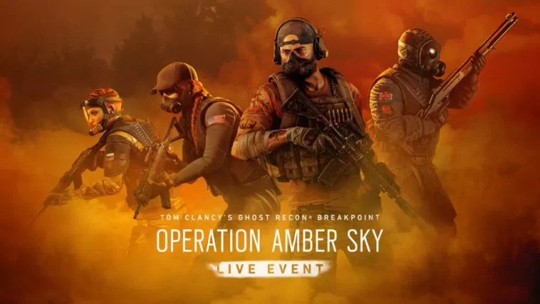 Ghost Recon Breakpoint Operation Amber Sky
