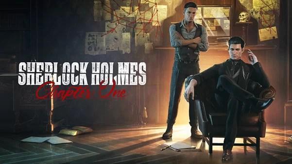 Sherlock Holmes Video Bab Satu