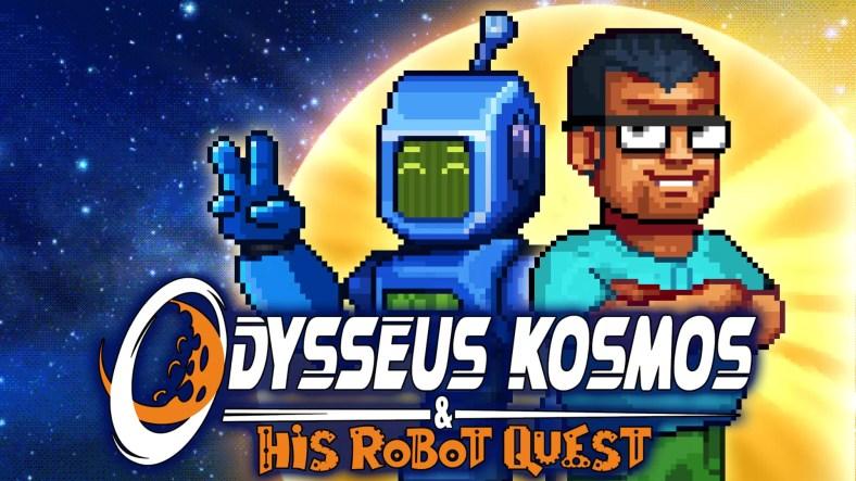 Odysseus Kosmos dan Robot Quest-nya
