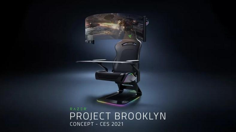 Proyek Razer Brooklyn