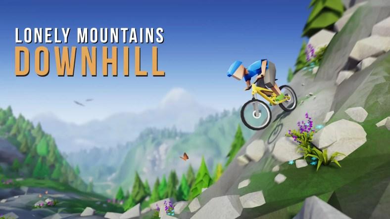 Lonely Mountains: Fisik Menuruni Bukit
