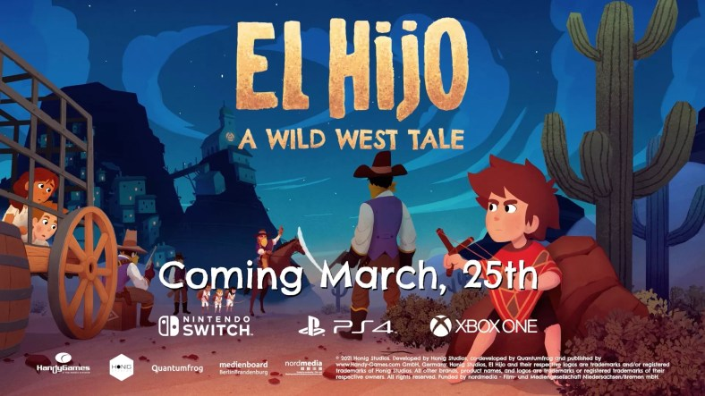 The Son - A Wild West Tale Consoles