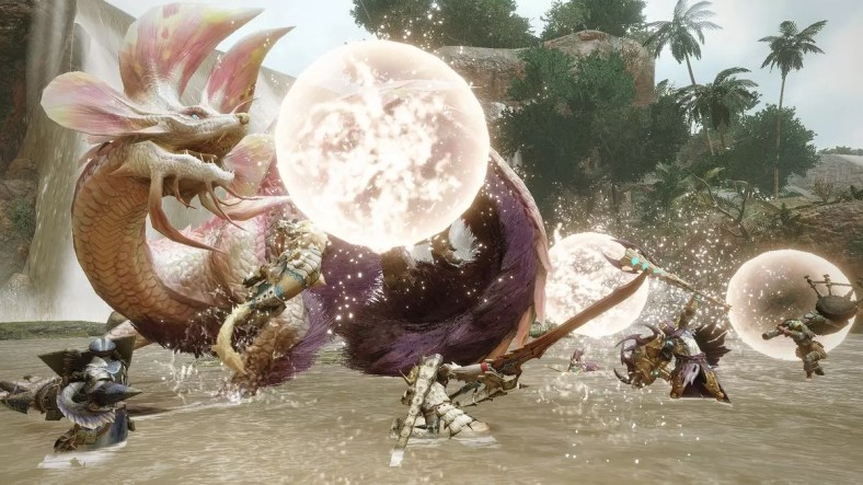 Monster Hunter Rise Panduan Senjata Pemula Terbaik