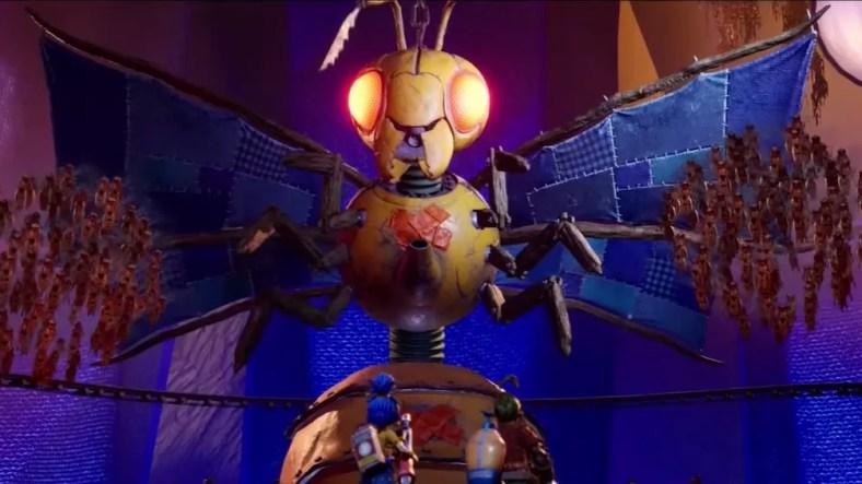Dibutuhkan Dua Wasp Queen Boss Guide