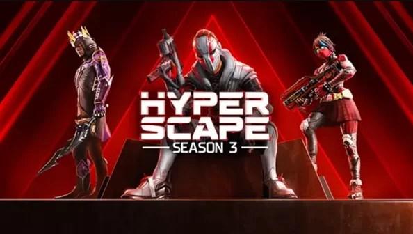 Hyper Scape Musim 3: Meningkatnya Bayangan