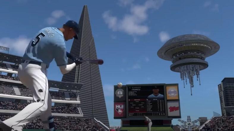 MLB The Show 21 Stadium Creator Guide