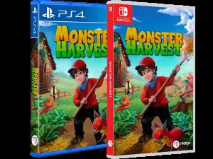 Monster Harvest Tertunda